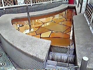 大坂北区の無料足温泉