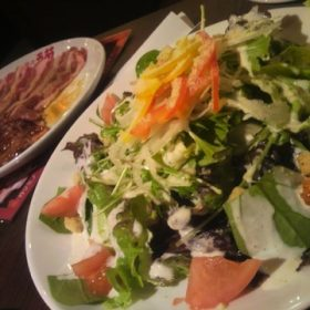 五苑焼き肉で外食
