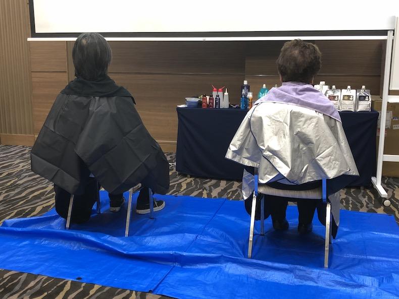 ザクロペインターの大阪セミナー