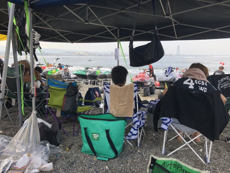 JJSBA第6戦大阪二色の浜大会