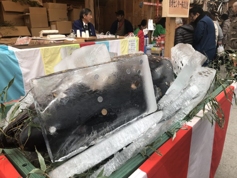 茨木神社十日戎