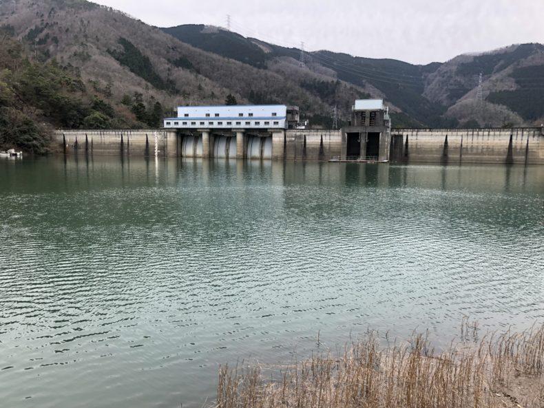 京都美山ダム