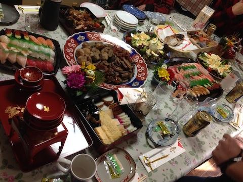 お正月は京都から始まります