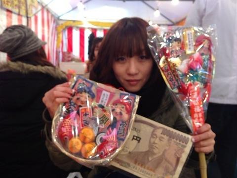 2014茨木の十日戎に行ってきました