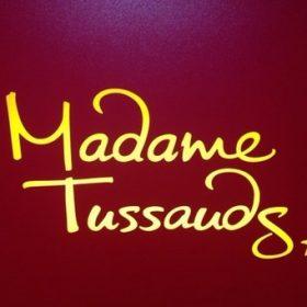 東京お台場 Madame Tussaudsフィギュア