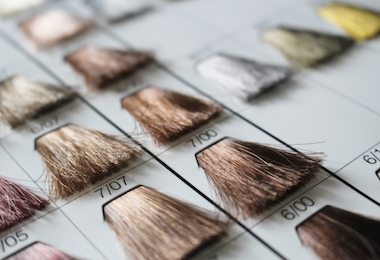 ヘアラー白髪染めもおしれ染めの違いは、白髪が染まる